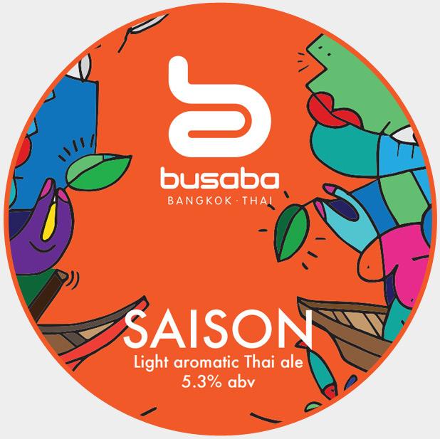 Busaba Saison