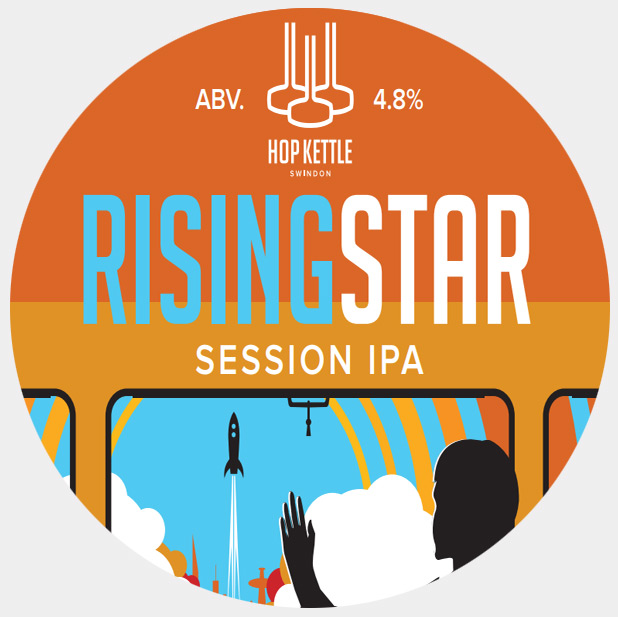 Image result for hop kettle brewery rising star